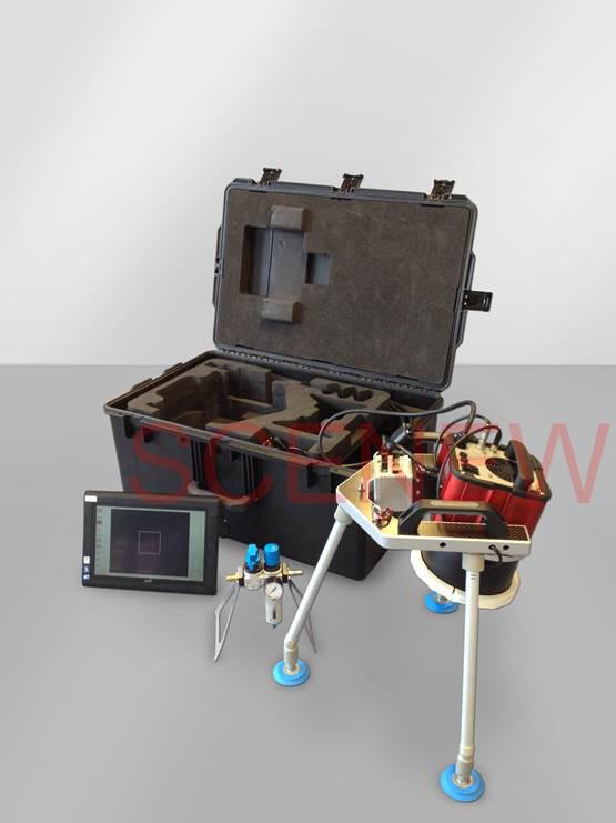 德国AT 公司C-CheckIR系列便携式主动红外探伤仪
